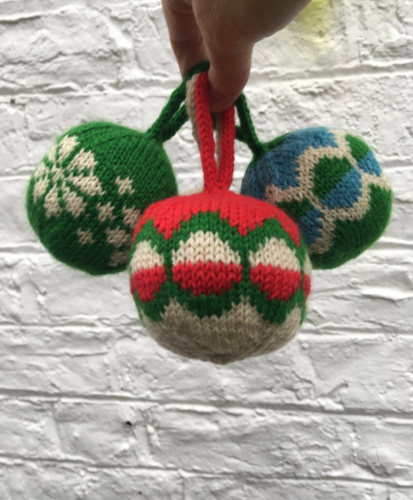 Image of Festive Bauble