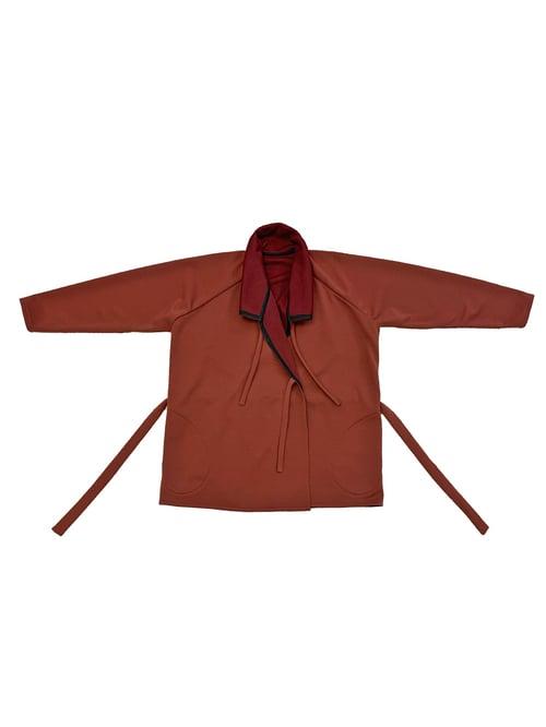 Image of FOS - FULL SET UNISEX - Wool - Rusty red