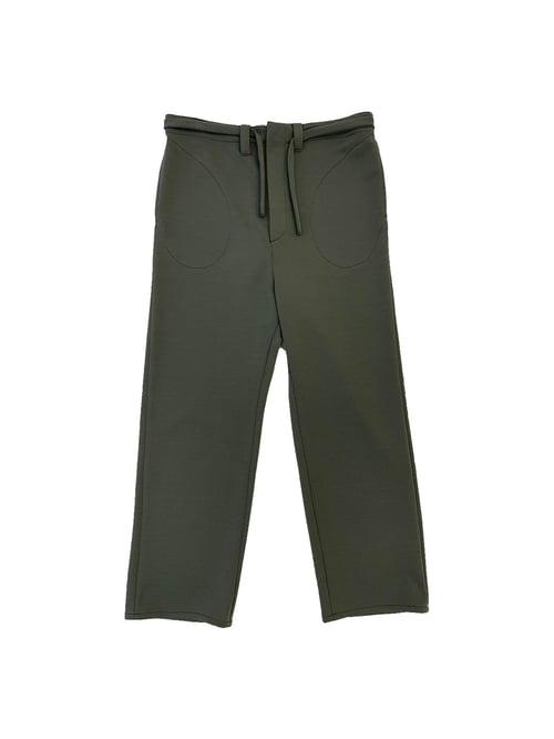 Image of FOS - FULL SET UNISEX - Wool - Dark green