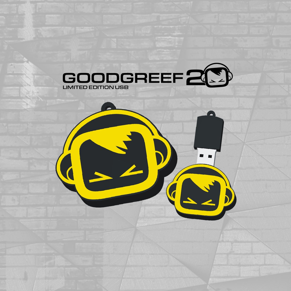 Image of 20 Years of Goodgreef - Limited Edition 64GB USB Stick