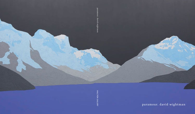 Image of Paramour<br />Solo Show Exhibition Catalogue