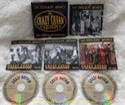 """50 ROCKIN' YEARS"" 3 CD BOX SET -  CRAZY CAVAN 'N' THE RHYTHM ROCKERS CRCD17"
