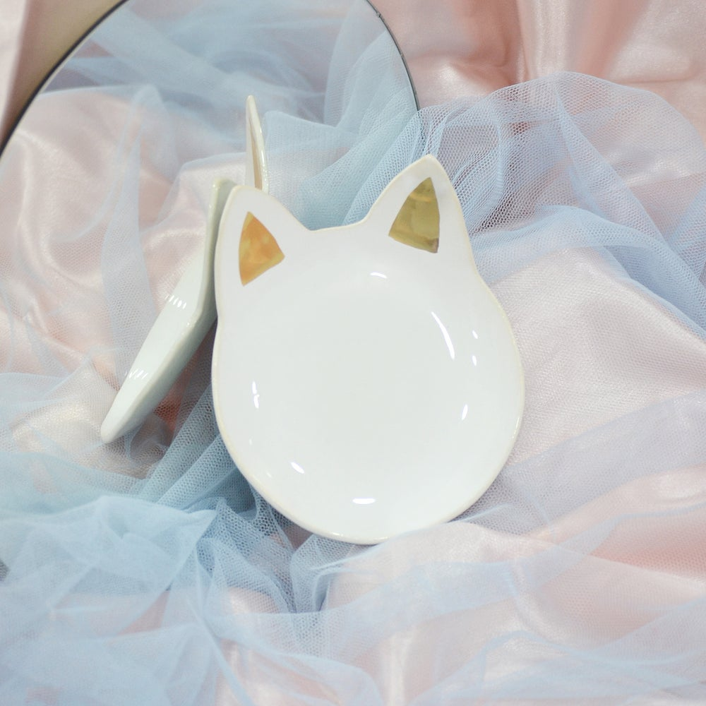 Image of Solidary Kitty Plate
