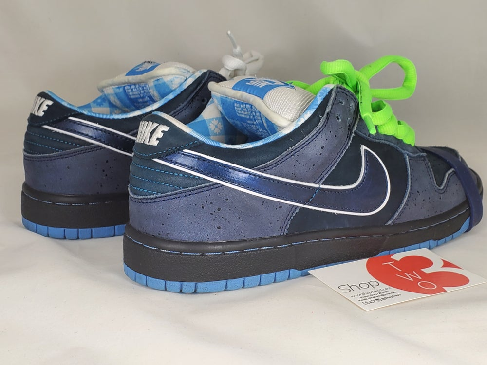 Image of Nike Dunk Low Premium SB Concepts Blue Lobsters