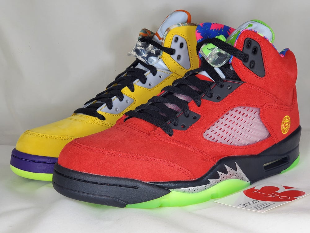 Image of Air Jordan 5 Retro What the
