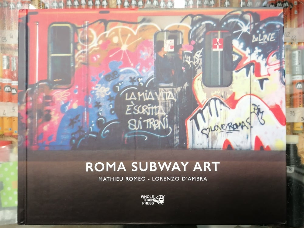 Image of ROMA SUBWAY ART