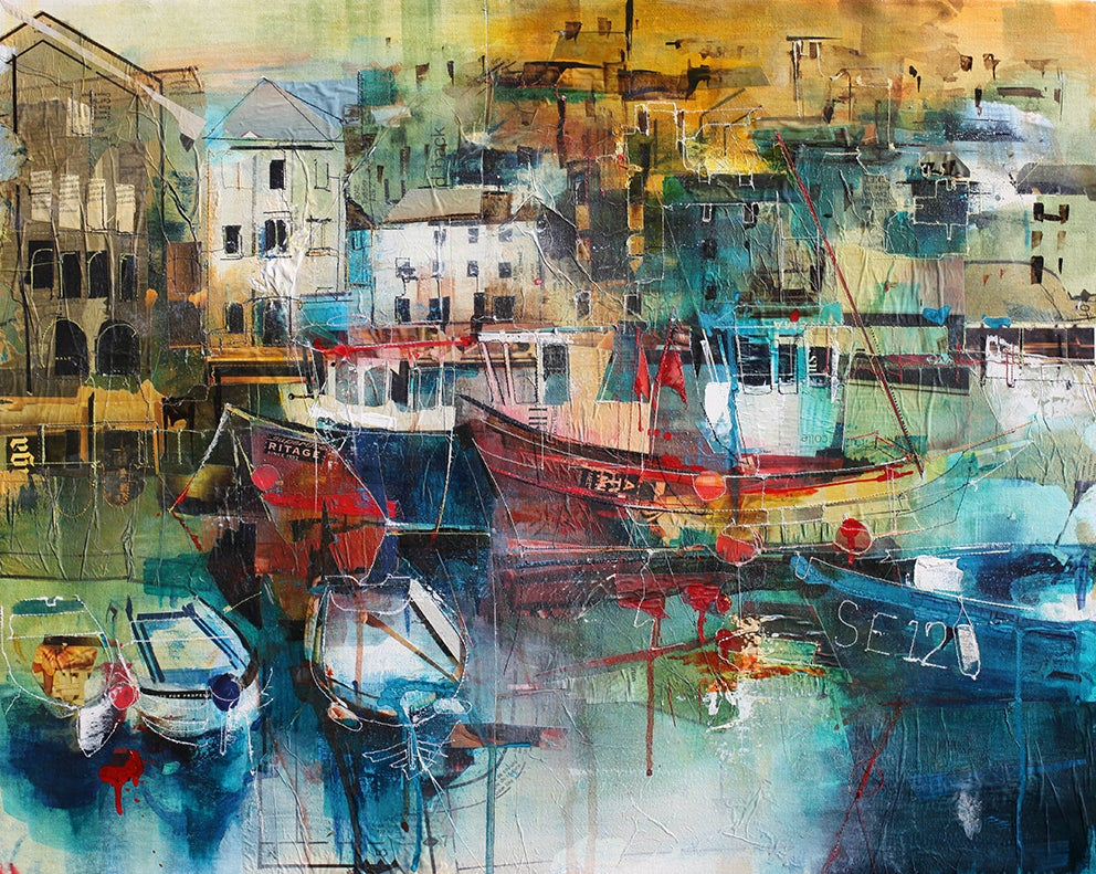 Image of Mevagissey - Rob Wilson