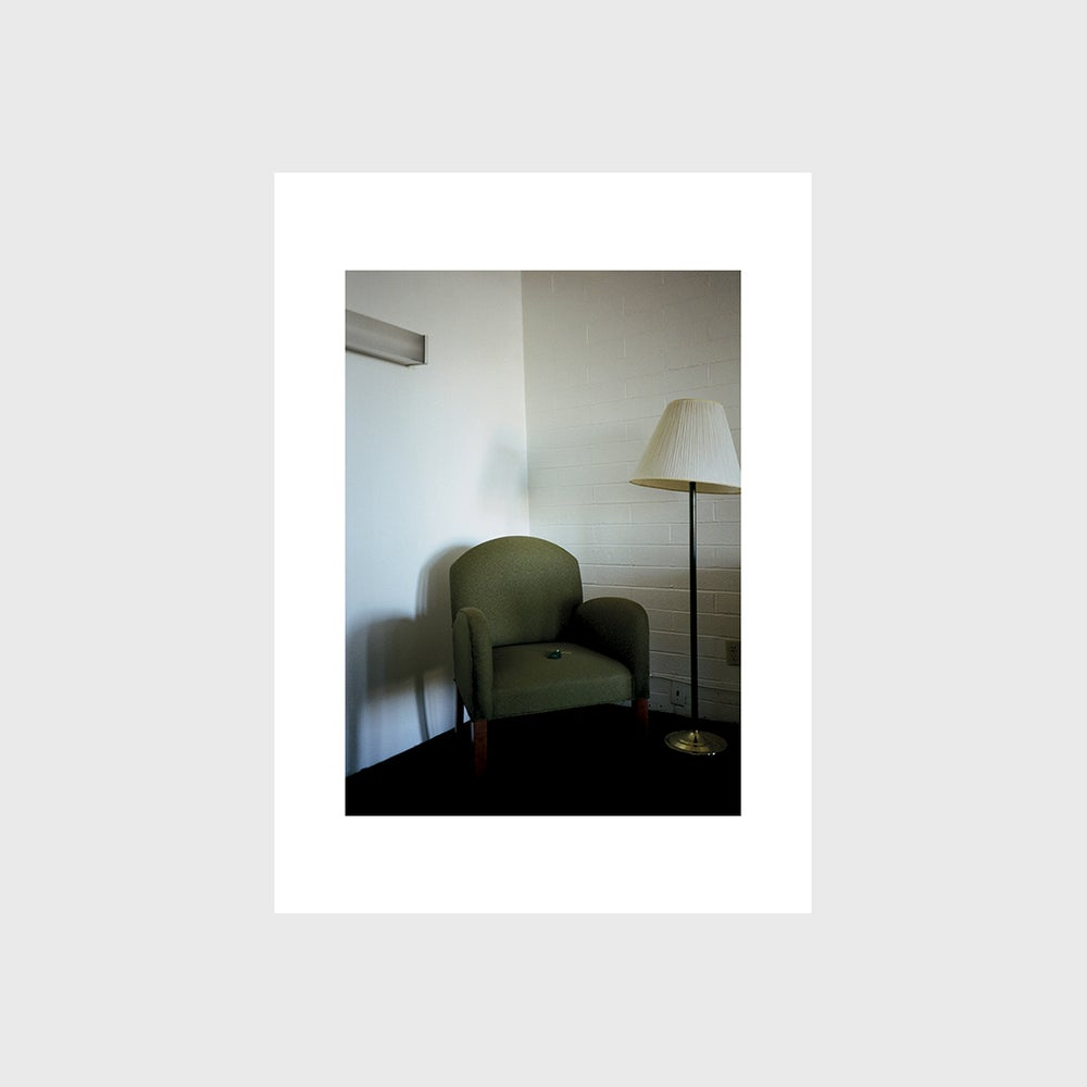 "Image of Print ""Arizona Motel"""