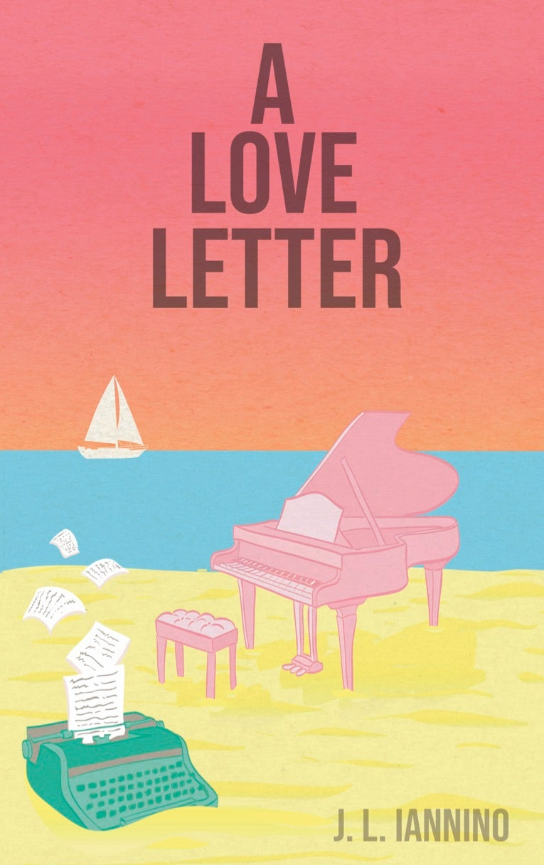 Image of *A Love Letter is available on all Amazon market places worldwide (link below).