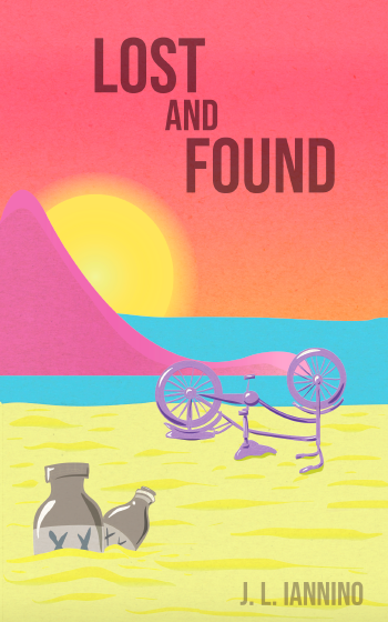 Image of *Lost and Found is available on all Amazon market places worldwide (link below).
