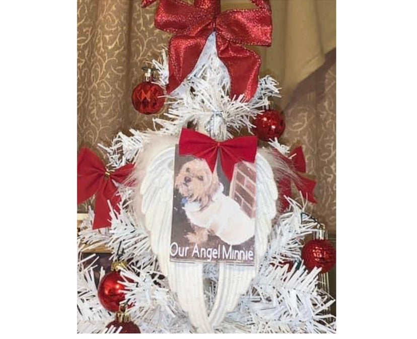 Image of The Angel Ornament