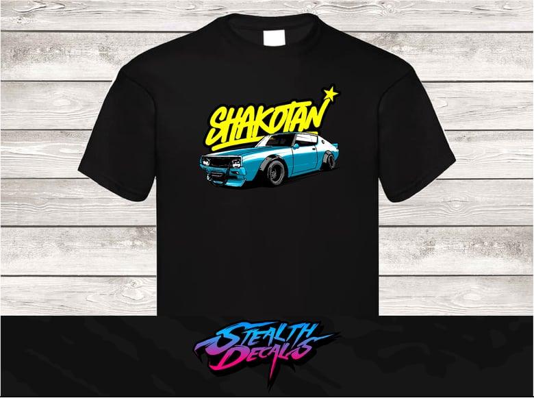 Image of Shakotan Jdm Lifestyle Tshirt