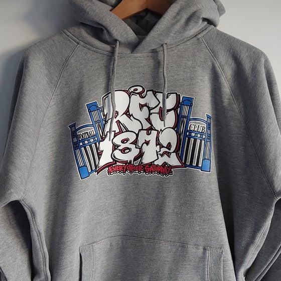 Image of Graffiti Hoodie