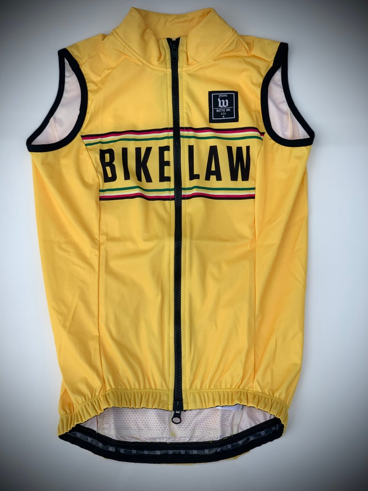 Image of Classic Edition Men's Yellow Vest