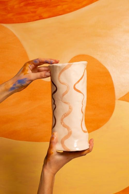 Image of Vase aux deux visages