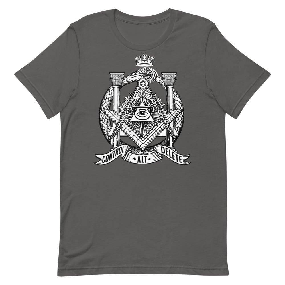 Image of Secret Society, Short-Sleeve Unisex T-Shirt