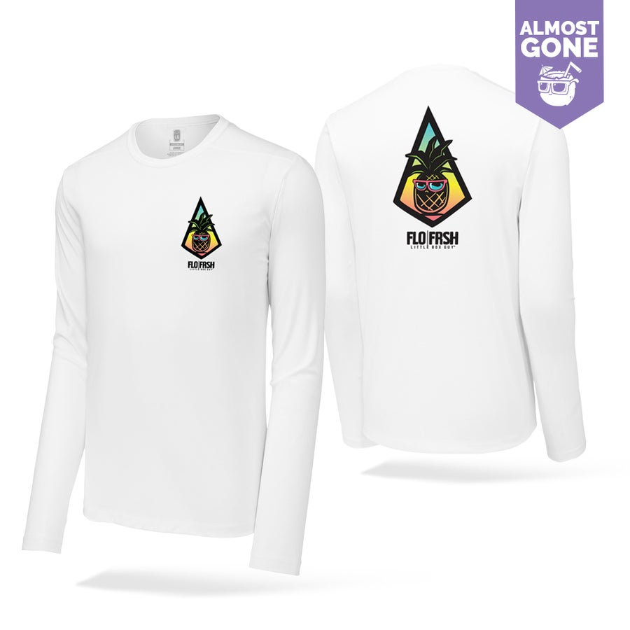 Image of Pineapple 'Gotcha' Performance Fit long sleeve