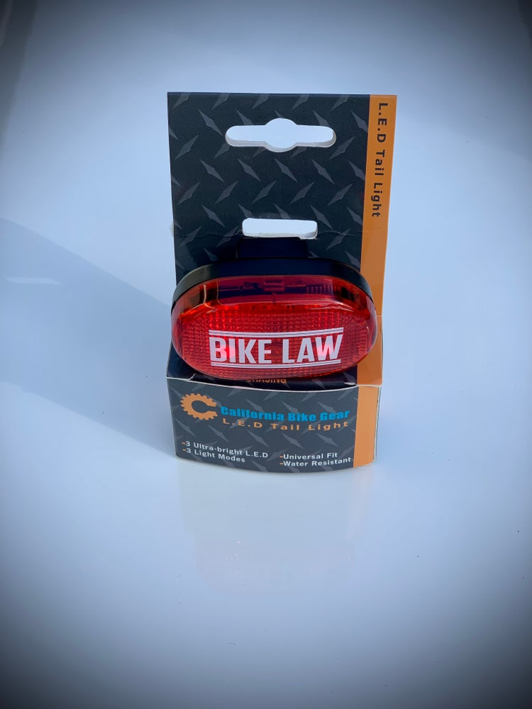 Image of Bike Law Bike Light