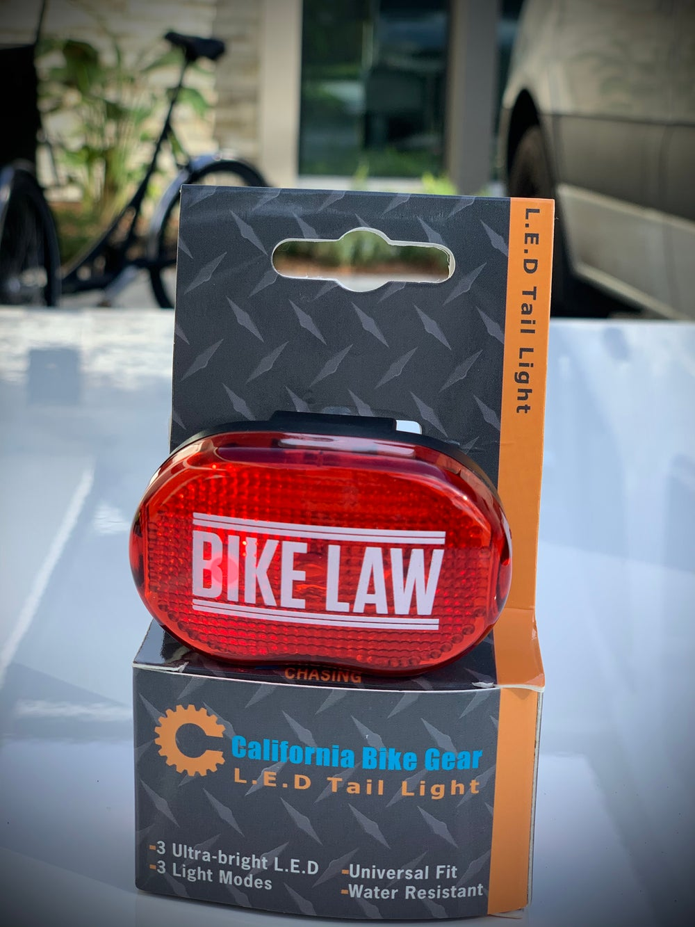 Image of Bike Law Bike Light