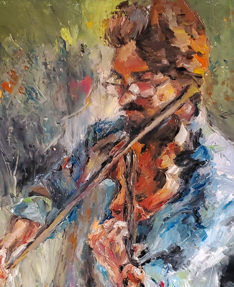 Image of The Musician