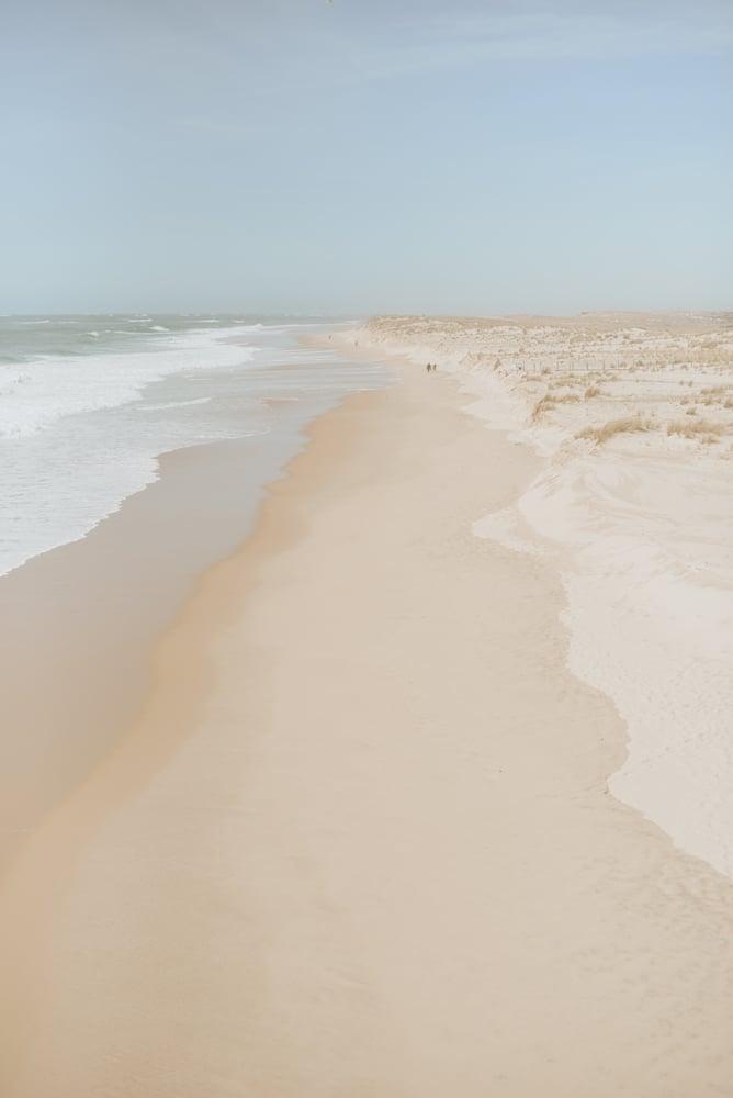 Image of La dune au printemps