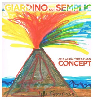 Image of  Il Giardino Dei Semplici - Concept (Aria - Acqua - Terra - Fuoco)
