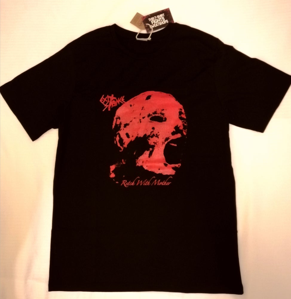 Image of Exit-stance 'Retch With mother' T'shirt