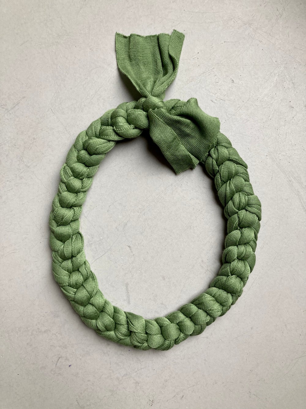 Image of Silk chain, Jade or Lime