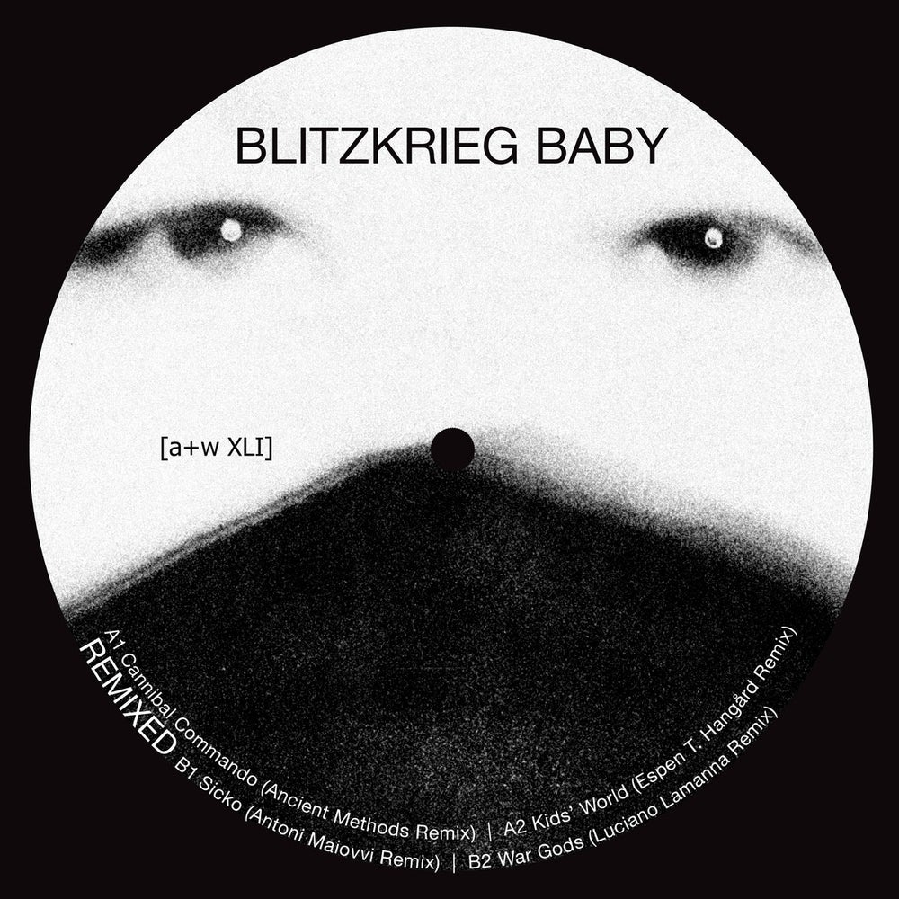 Image of [a+w XLI] Blitzkrieg Baby - Remixed 12""