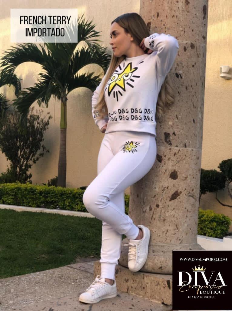 Image of Set pants- (Conjunto pants)  Serena