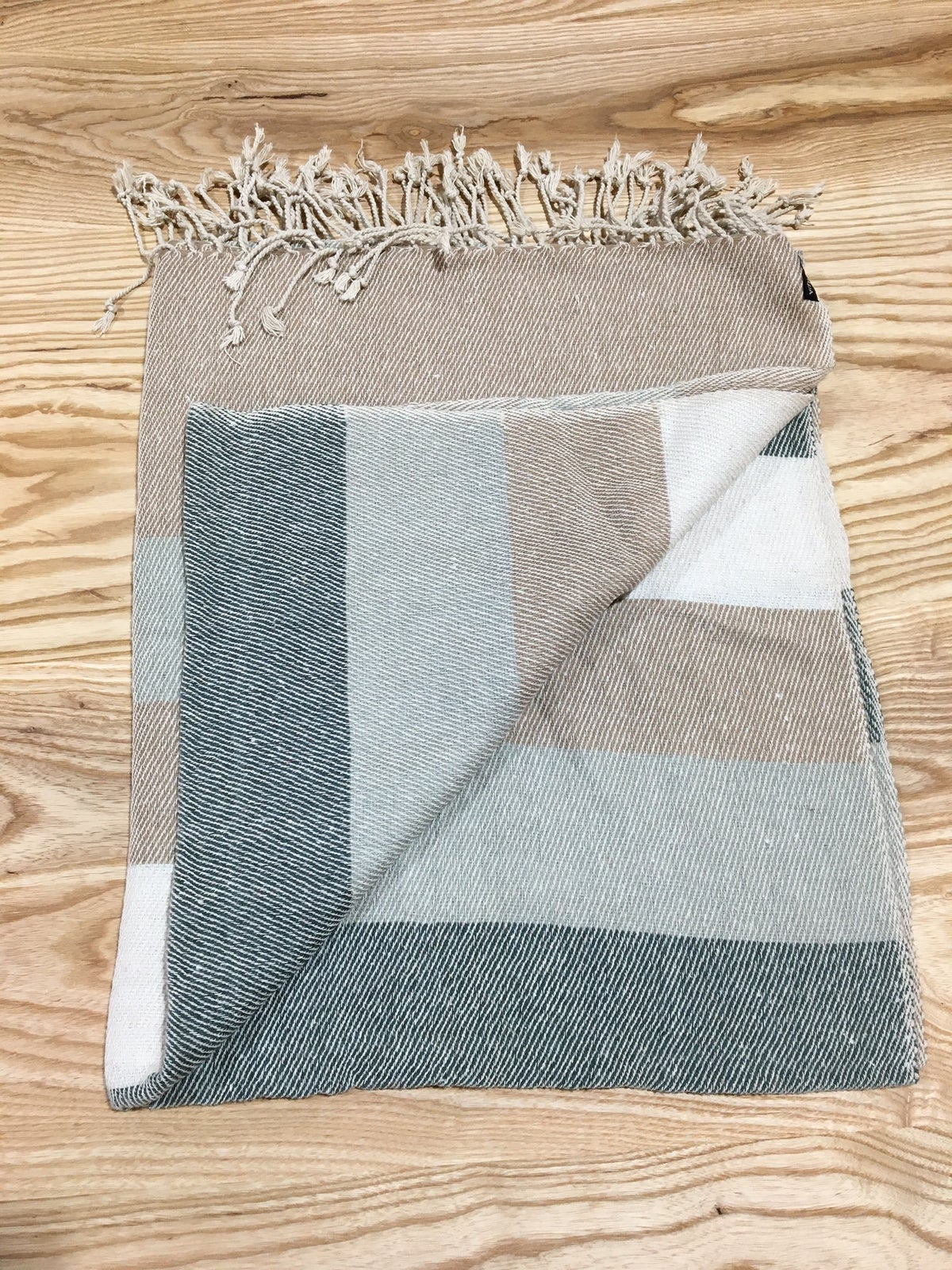 **35% OFF** 100% Cotton Shawl by US Sherpa