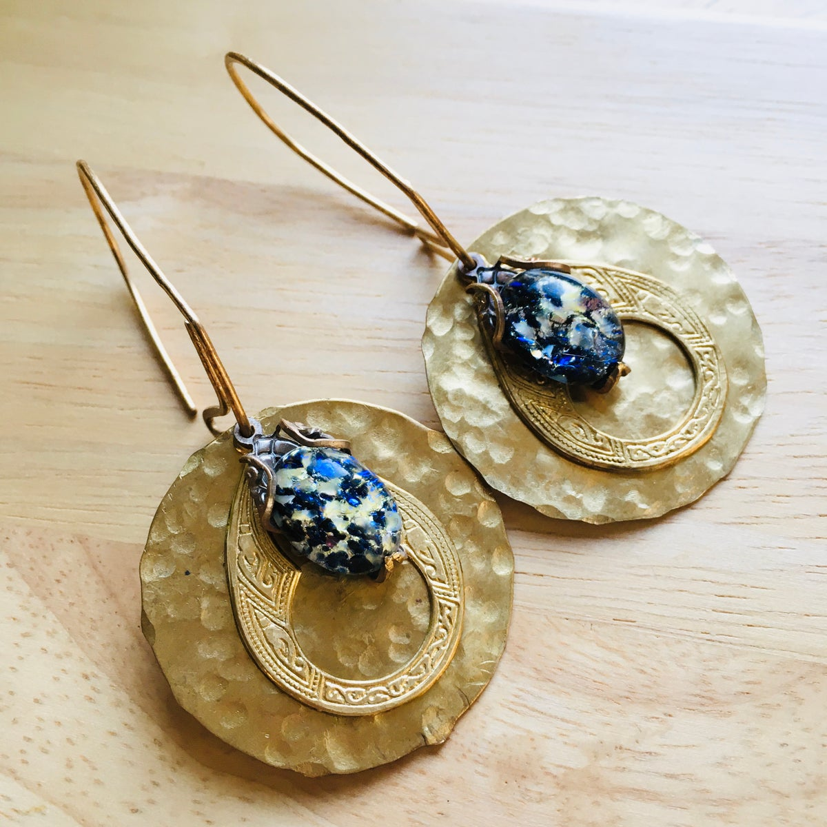 Image of Midnight Sky Gamechanger Earrings