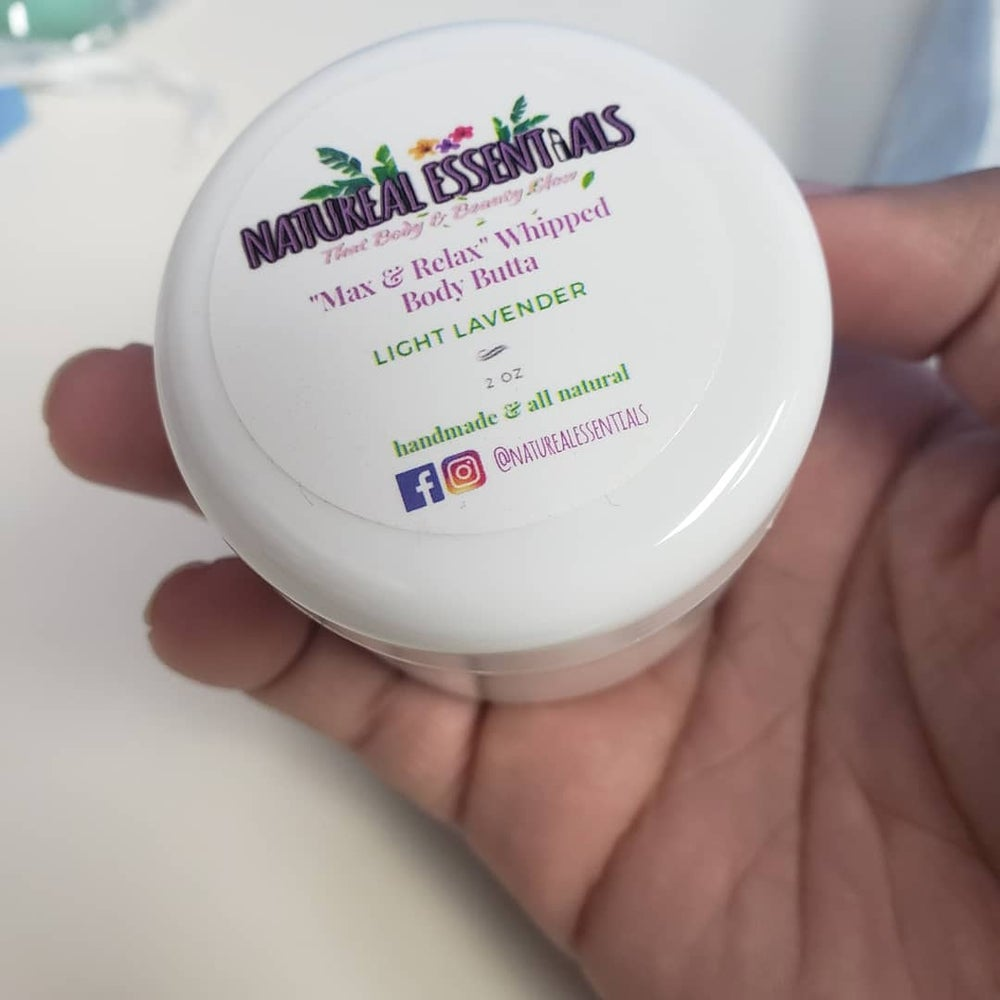"""Image of """"Max N Relax"""" Aromatic Body Butta"""