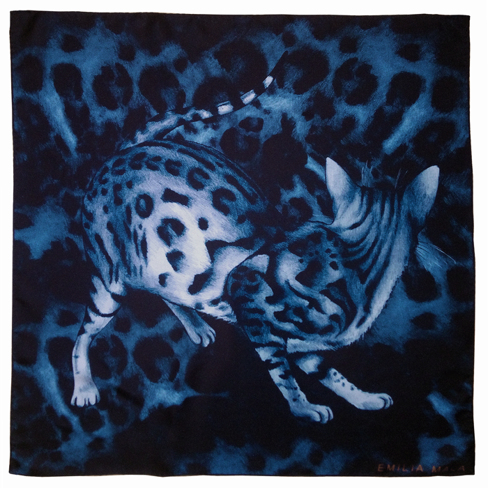 Image of GRAND BENGAL / MIDNIGHT