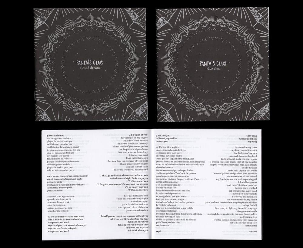 PANTAIS CLUS [CD deluxe] • rodín