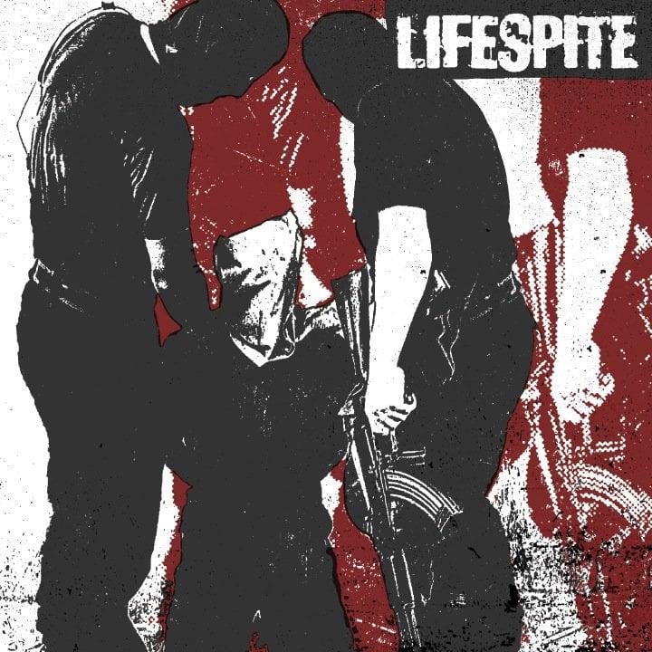 "LIFESPITE ""Lifespite"" 7"" EP"