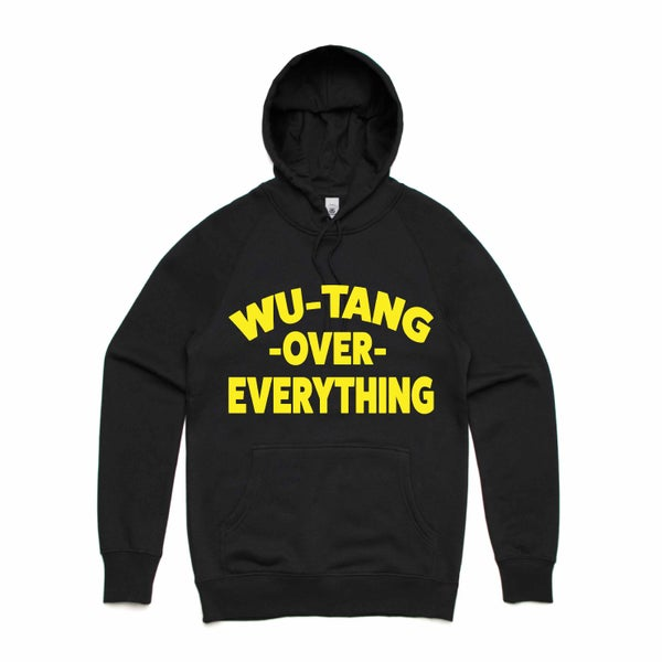 Image of WU- Tang Over Everything Hoodie