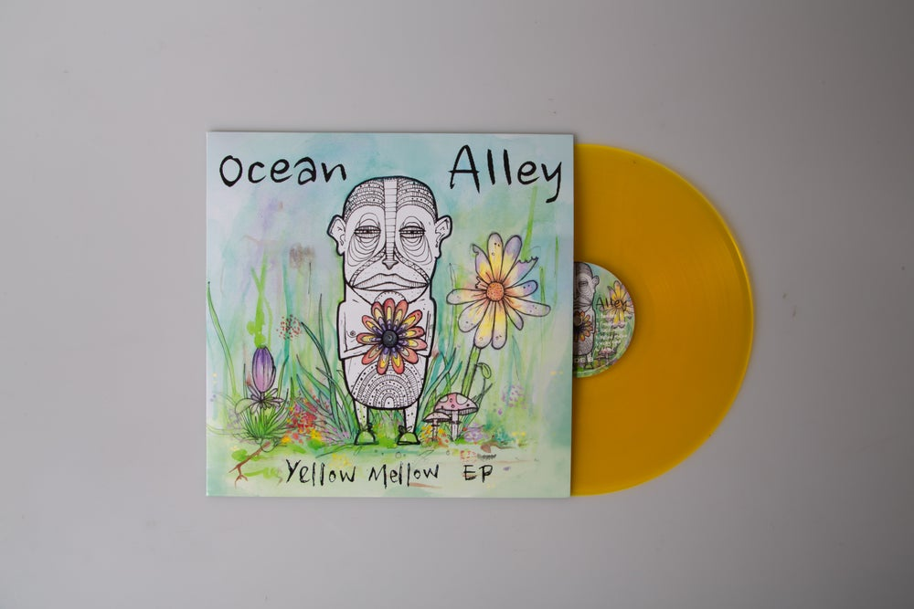 Image of Yellow Mellow EP - Vinyl (2nd Press)