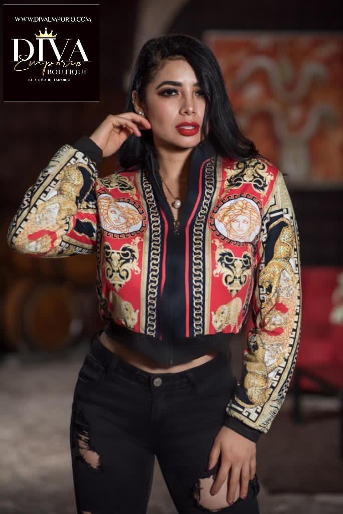 Image of Jacket-  (Chamarra) Luciana