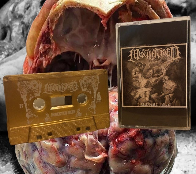 Image of Mutilatred - Ingested Filth Ep