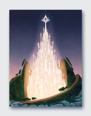 The Ivory Tower (the Neverending Story) - Faity Tales series