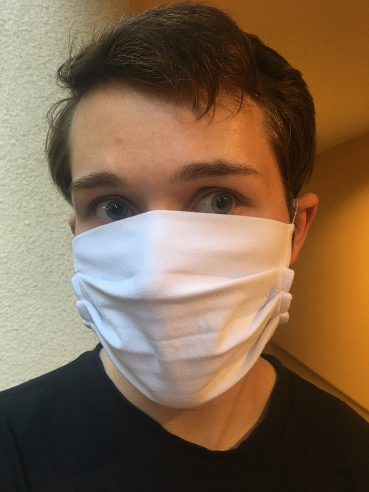 Image of Reusable Surgical Mask
