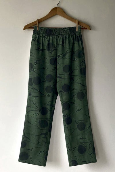 Image of Weekend Pants (unisex) - Dark Green