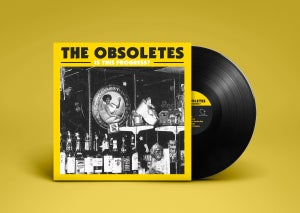 Image of The Obsoletes- 'Is This Progress?' Vinyl LP (Pre-Sale) SHIPS SPRING 2021