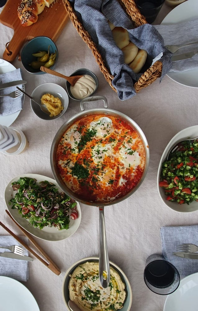 Image of A Middle Eastern Brunch