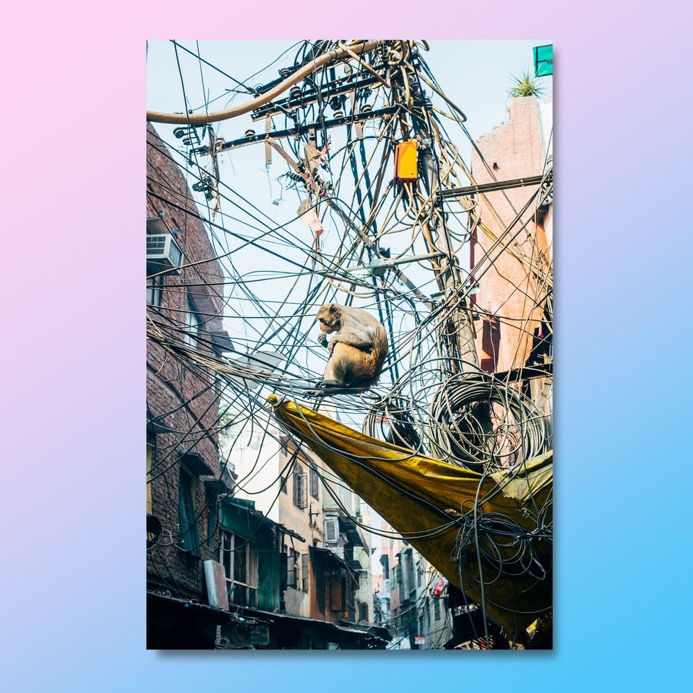 Image of Jama Majid – New Delhi – Edition Print