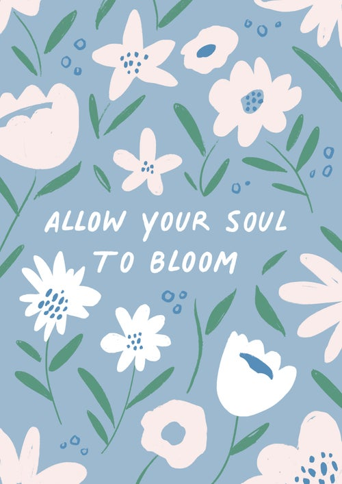 Image of Blooming Soul