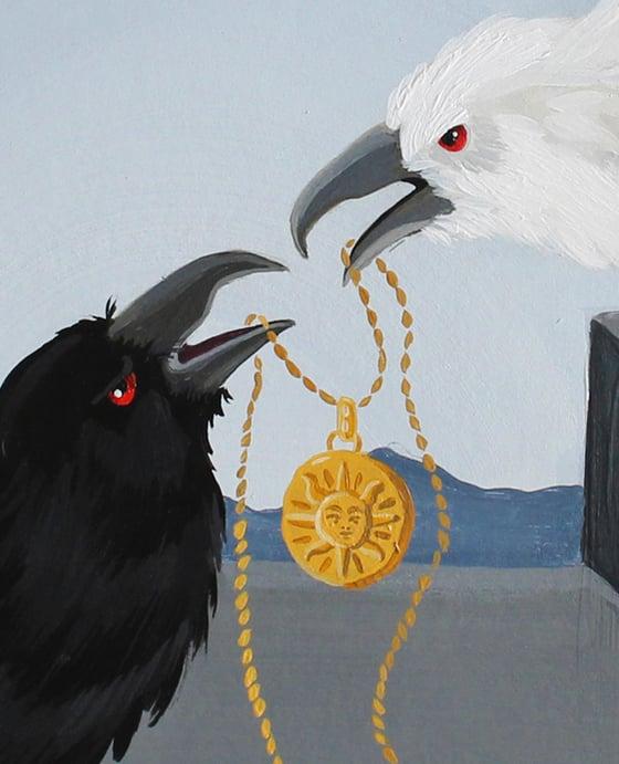 Image of Los Cuervos y el Sol