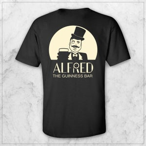 Image of Alfred the Guinness Bar T-Shirt