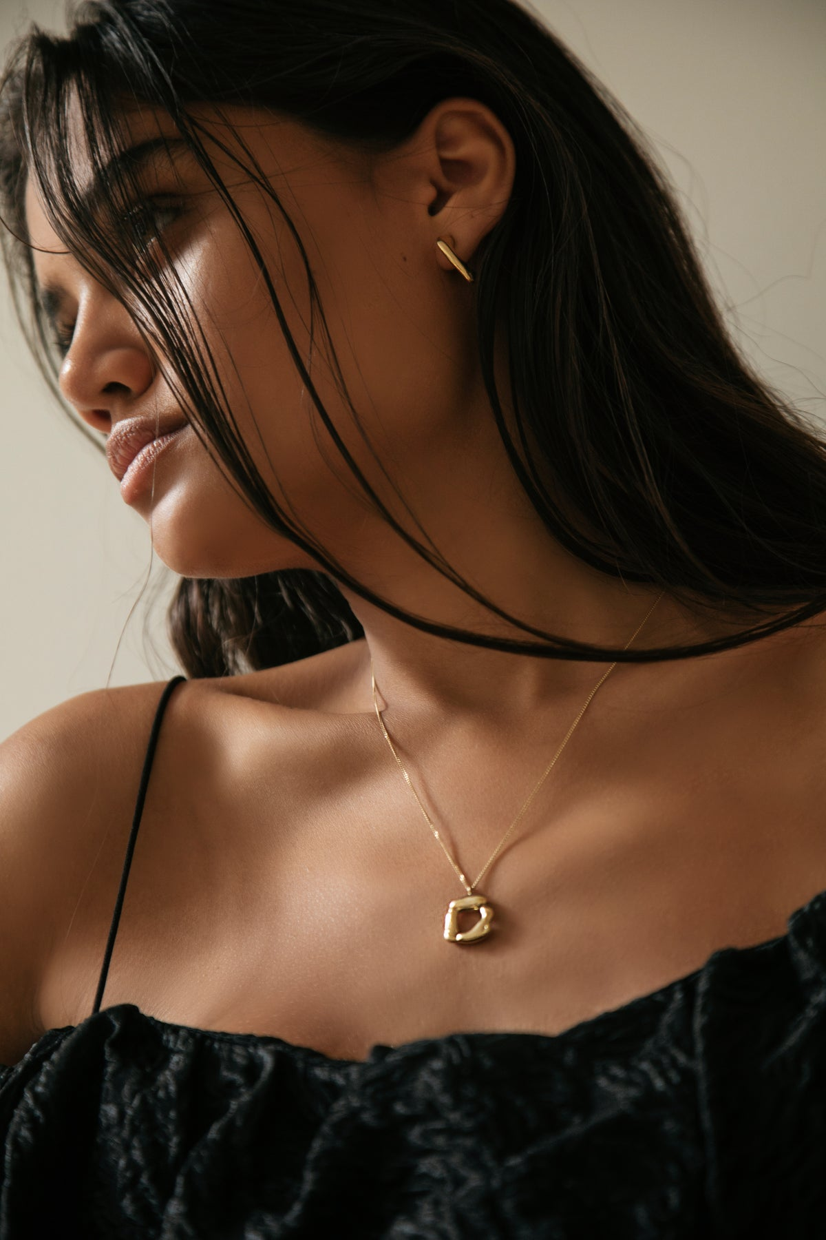 Image of Carré necklace